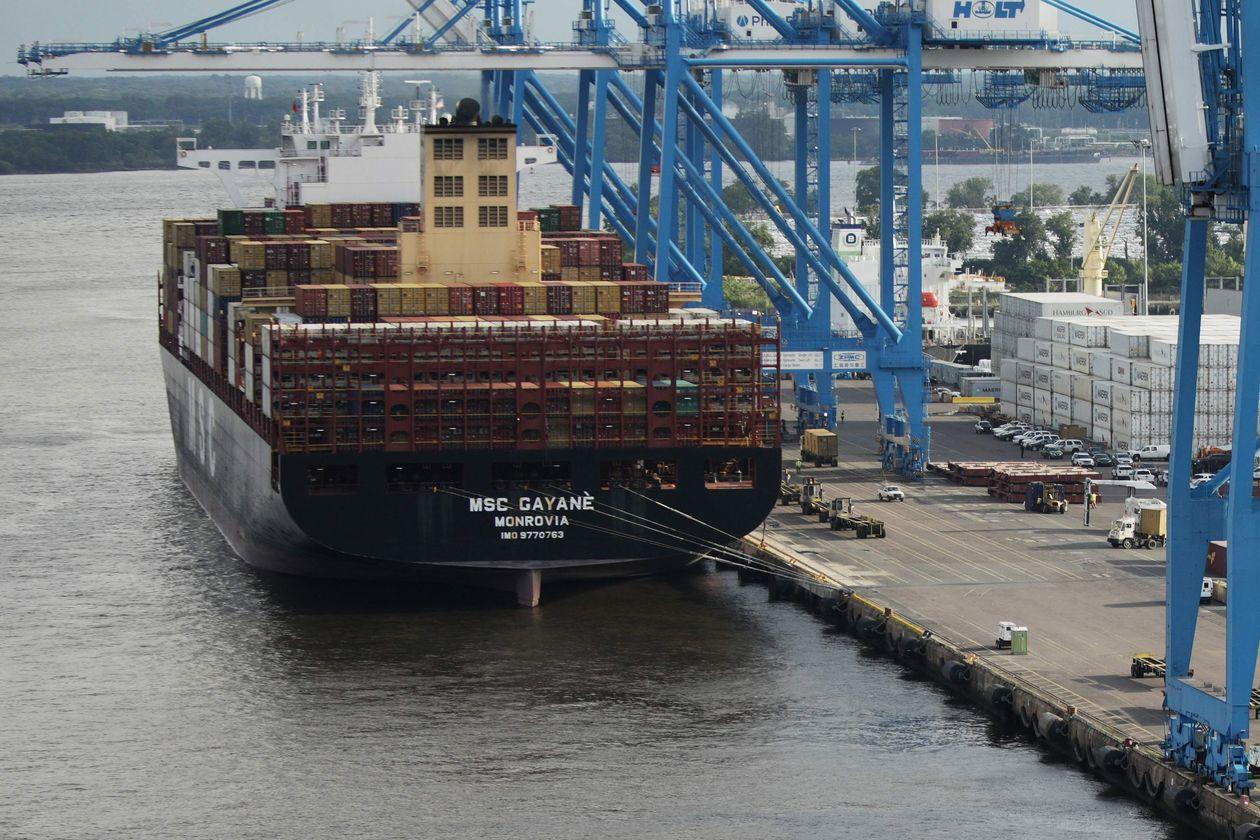 Ship Seized In Record $1.3 Billion Cocaine Bust Belongs To JPMorgan