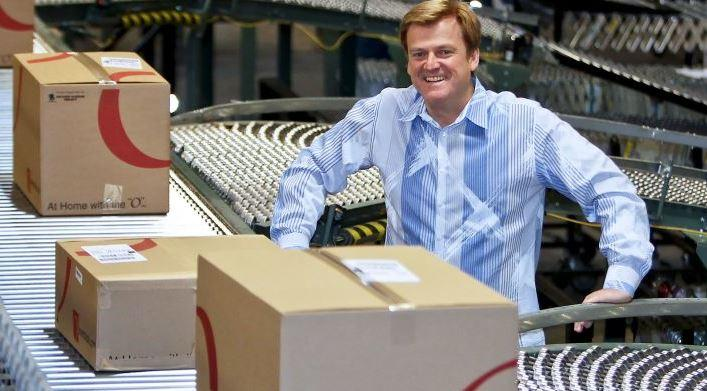 Overstock CEO Patrick Byrne Quits As 'Deep State' Remarks Cause Uproar