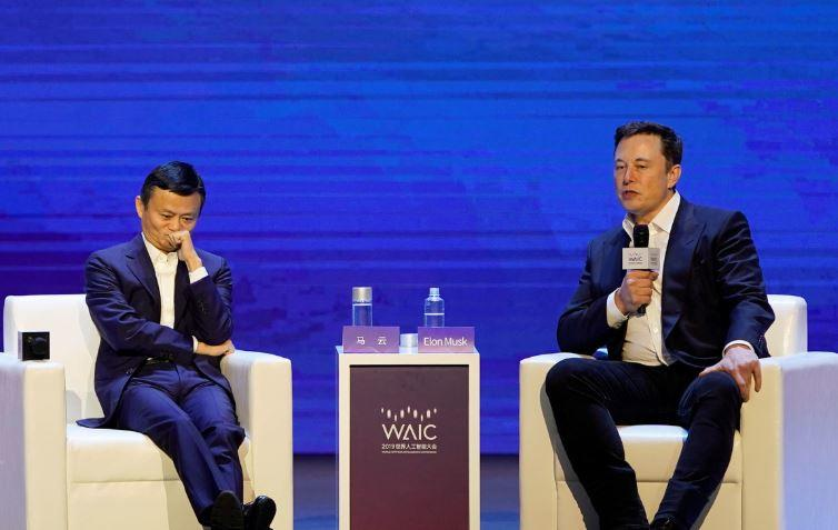 """Most Of Your Projections Are Wrong"" – Jack Ma, Elon Musk Square Off Over Future Of AI"