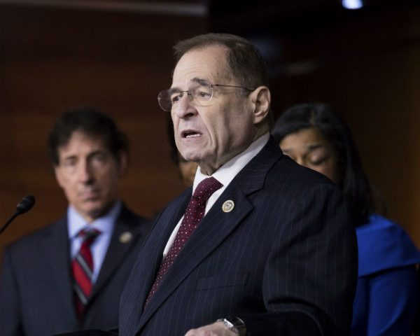 Nadler Requests Impeachment Docs From House Committees