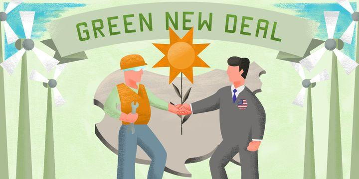 The Green New Deal: Less About Climate, More About Control