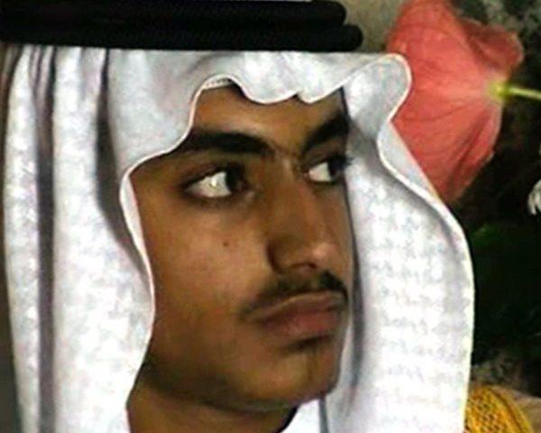 US Believes Osama Bin Laden's Son Hamza Is Dead