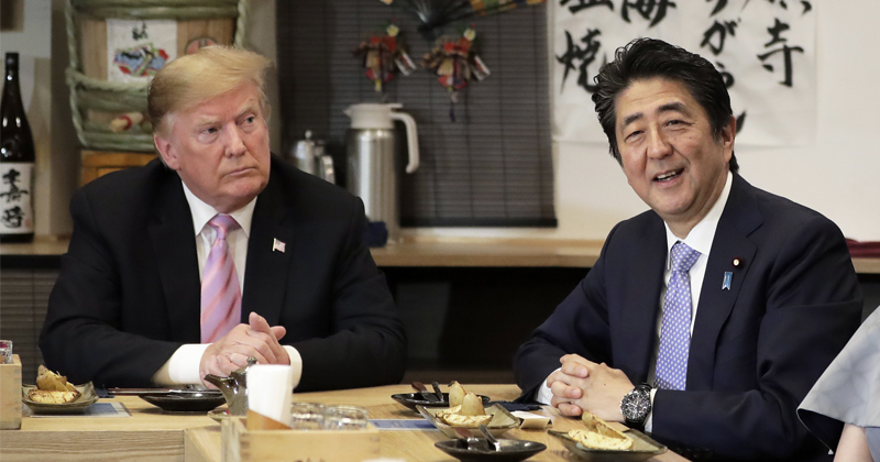 BREAKING: President Trump Reaches Historic Trade Deal With Japan