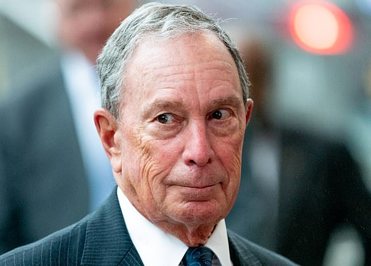 """Look At The Ass On Her!"": New Biography Exposes Michael Bloomberg's History Of Sexist Comments, Dirty Jokes"