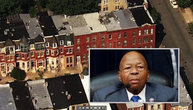 Elijah Cummings' Baltimore Home Is Robbed