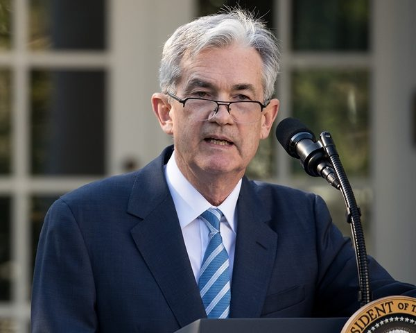 Powell: US in 'Favorable' Place, Fed Will 'Act as Appropriate'