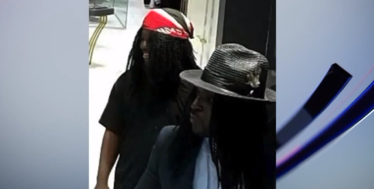 "Dramatic Footage Shows ""Dapper"" Thieves Rob Millions From Manhattan Diamond Store"