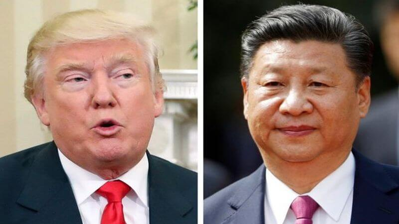 China Threatens US With 'Severe Consequences' For Trump Actions