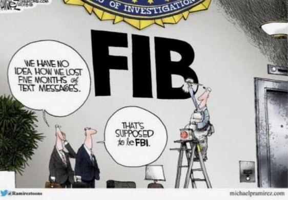 Will McCabe Bring The FBI Down With Him?