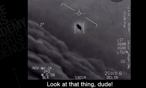 US Navy Admits Leaked 'UFO Tapes' Are Real And Should Never Have Been Released