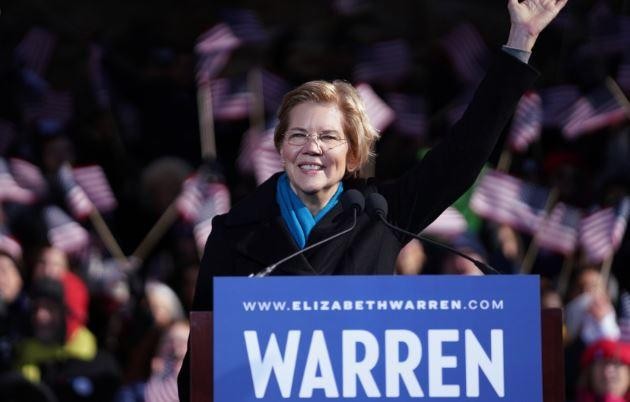 For The First Time, Warren Beats Out Biden For No. 1 Spot In National Poll
