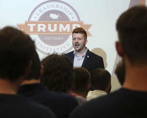 GOP, Trump Launch Campus Effort to Register, Mobilize Voters