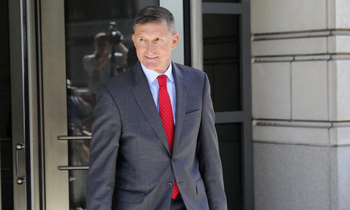 14 Strange Facts Exposed As General Flynn's Endgame Approaches