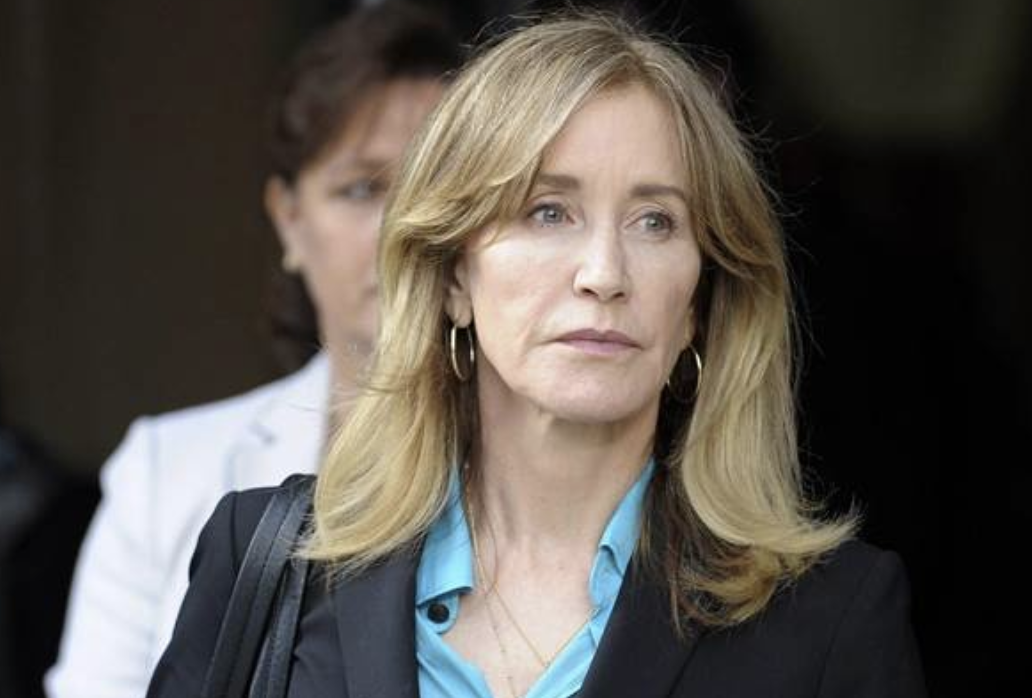 Actress Felicity Huffman, First Parent Sentenced In College Admissions Scandal, Gets 14 Days In Prison