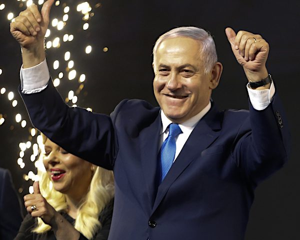 After Decade in Power, Israel's Netanyahu Fights for New Term