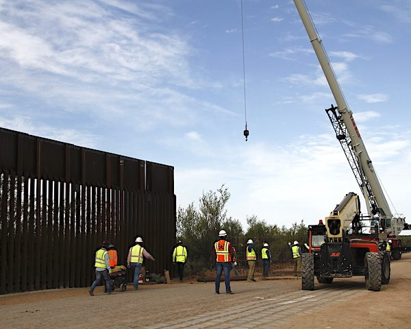 ACLU to Sue WH Over $3.6B Border Wall Funding