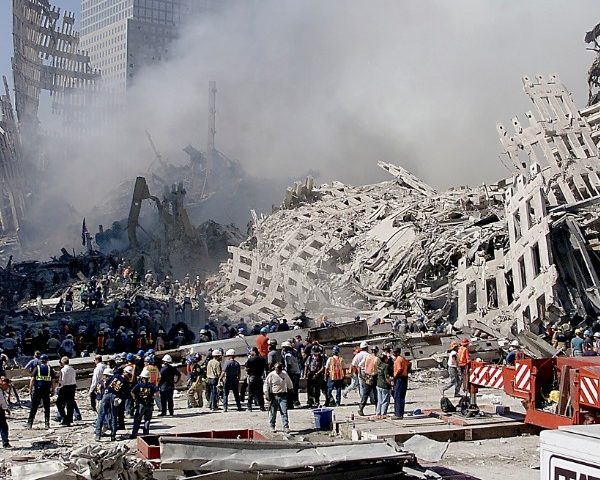 Remembering 9/11: Digging for Survivors at the World Trade Center