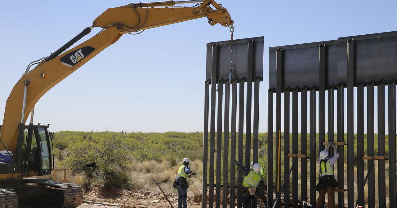 Trump Admin Diverts $3.6 Billion From Military To Fund Border Wall