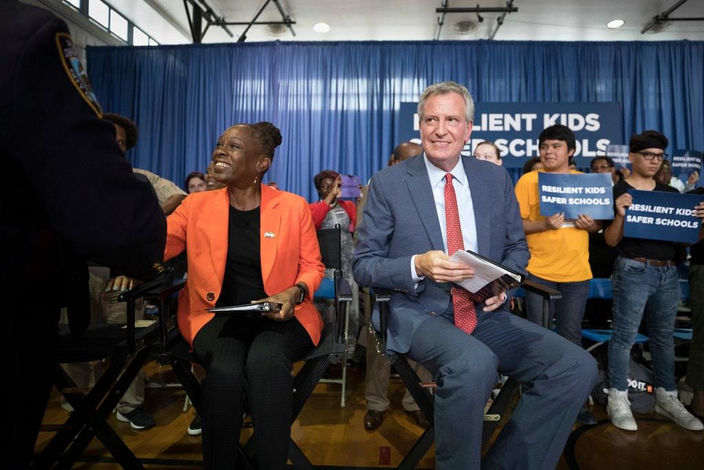 NYC Mayor De Blasio Logged Just 7 Hours At Work For Entire Month