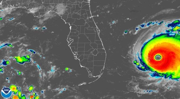 "Cat-5 Hurricane Dorian ""Strongest In Modern History"" To Hit Bahamas"