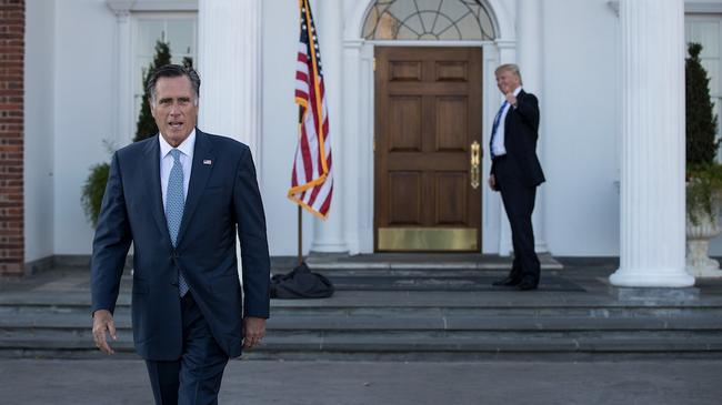 After Romney Trash-Talks Trump-Ukraine Call, Former Adviser Exposed As Burisma Board Member