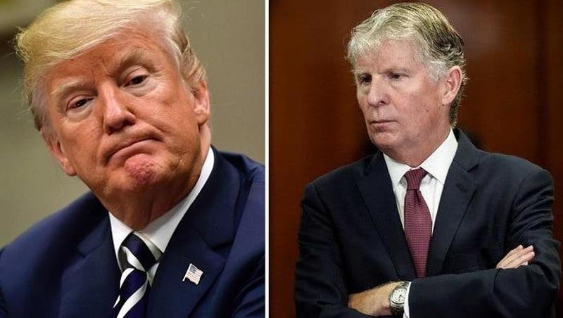 Trump Sues Manhattan D.A. In Response To Subpoenas