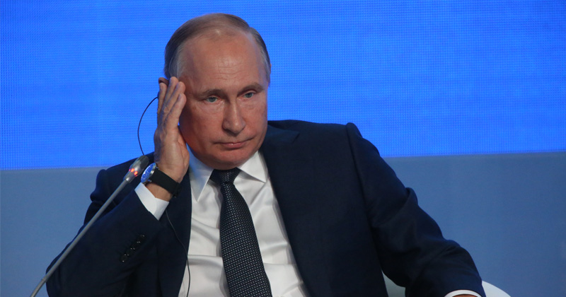 Putin Slams Greta: Go Tell Third-World Why They Must Stay Poor Unlike Sweden
