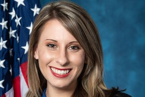 Democrat Congresswoman Katie Hill's Bizarre Group Sex 'Throuple' Revealed