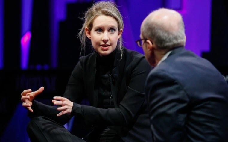 Billion-Dollar-Baby Broke: Theranos Founder Holmes Unable To Pay Lawyers