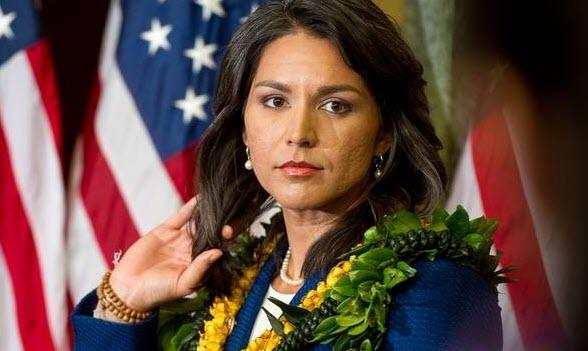 Tulsi Gabbard Needs To Be Stopped… She's Telling People The Truth About US Wars