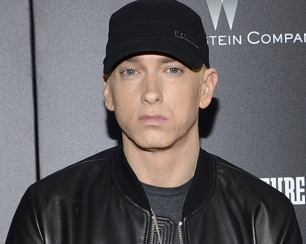 Secret Service Visits Rapper Eminem Over Trump Lyrics