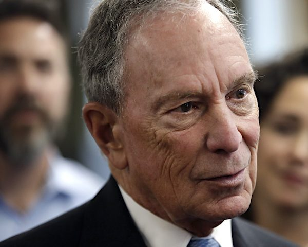 Report: Michael Bloomberg May Enter '20 Race If Biden Quits
