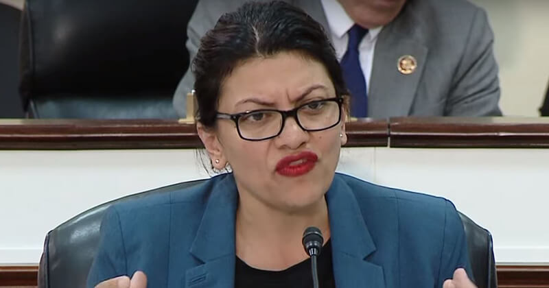 Tlaib Threatens To Imprison White House Officials Who Will Not Testify