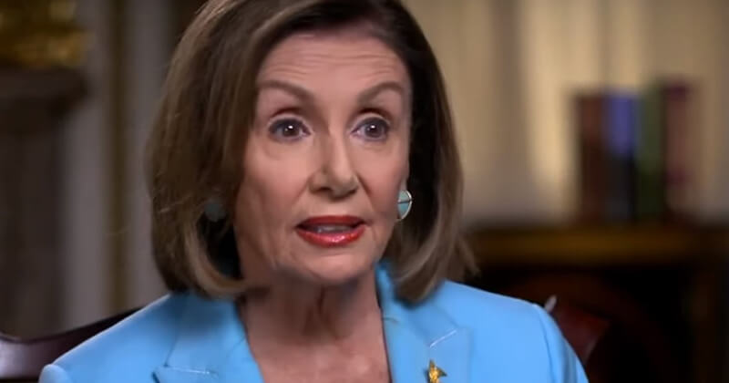 Pelosi Criticizes Trump For Handling Of Baghdadi Raid As World Leaders Praise Him