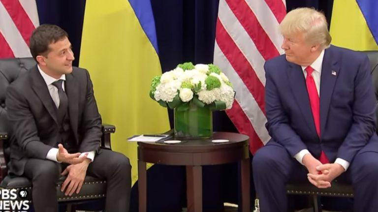 "Ukrainian Government Will 'Happily"" Investigate Pro-Hillary Election Interference, President Says"