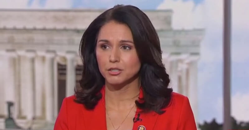 Tulsi Gabbard Threatens To Boycott Next Debate, Says Democrats Having 'Rigged' Primary