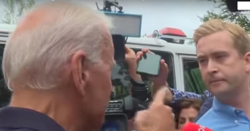 Joe Biden Hopping Mad After Ukraine Announces Fresh Round Of Investigations Targeting His Family
