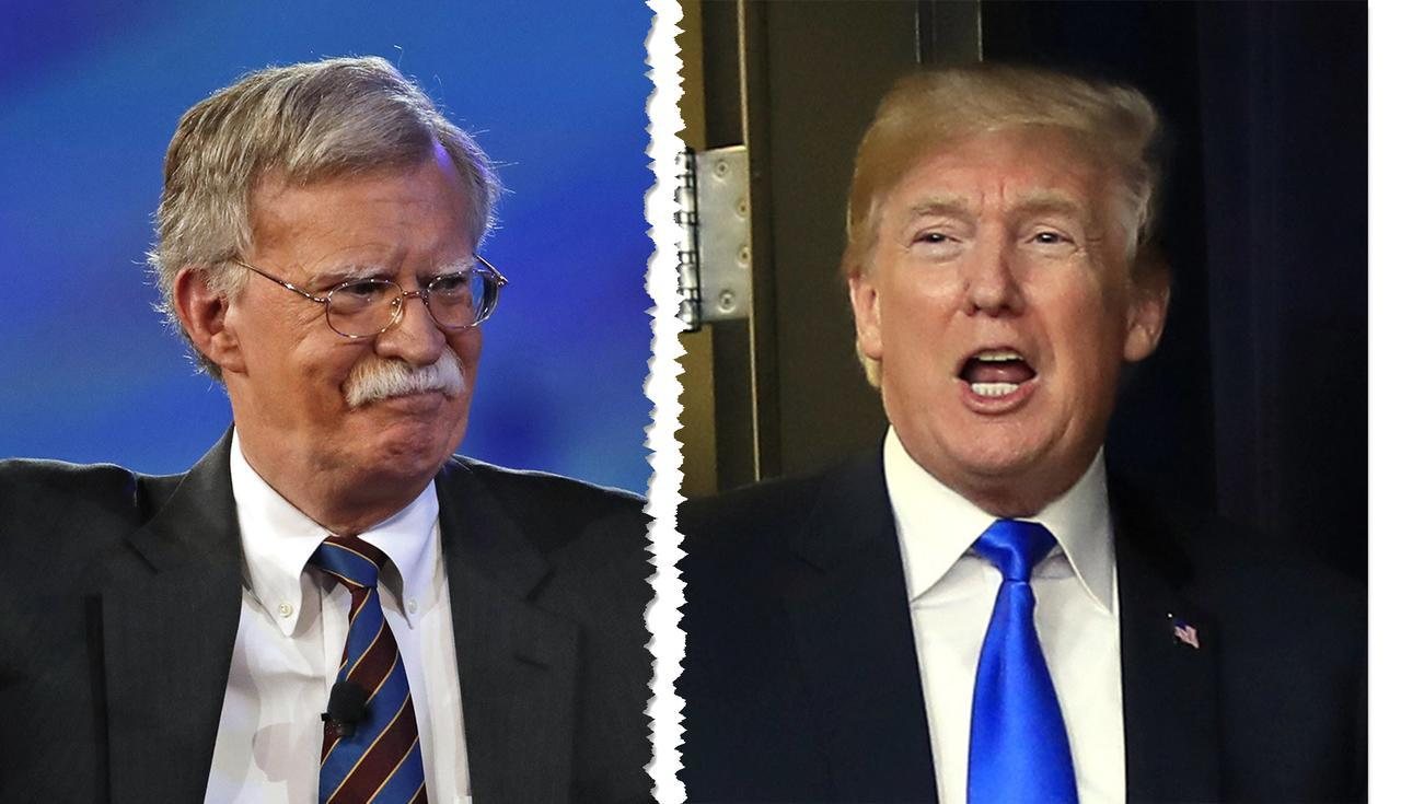 Bolton's Revenge: Former National Security Adviser In Contact With Impeachment Panels