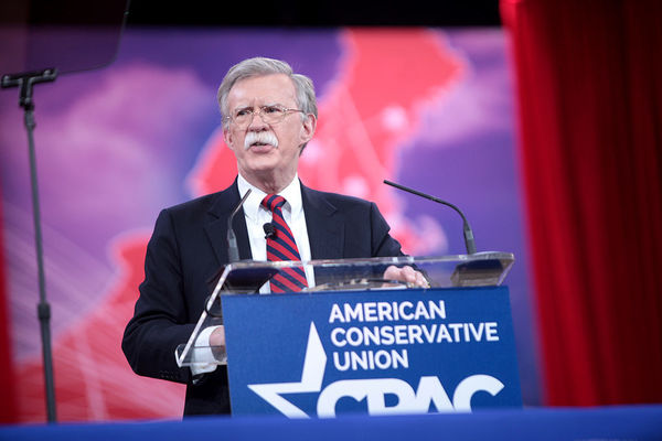 Bolton Ordered Notification of NSC Lawyer Following Ukraine Call