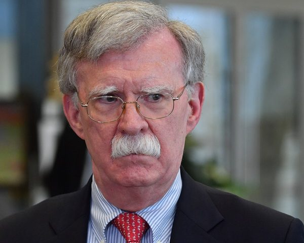 Politico: Resistance Ready to Welcome Bolton?