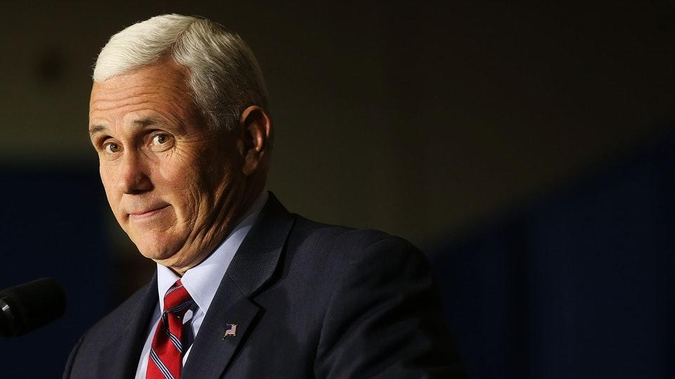 House Democrats Target Mike Pence Over Ukraine; Peddle Fiction Over Trump-Zelensky 'Favor'