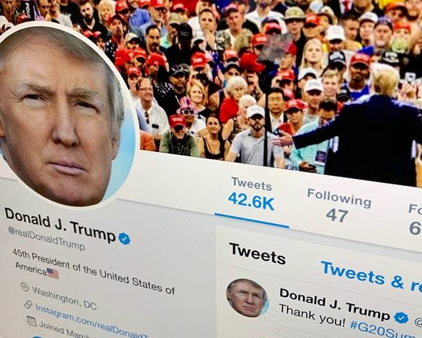 Trump Campaign Slams New Twitter Ad Ban