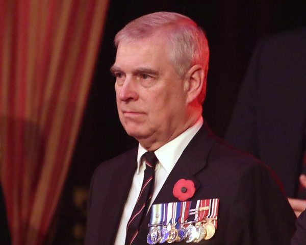 Britain's Prince Andrew Steps Down From Public Duties