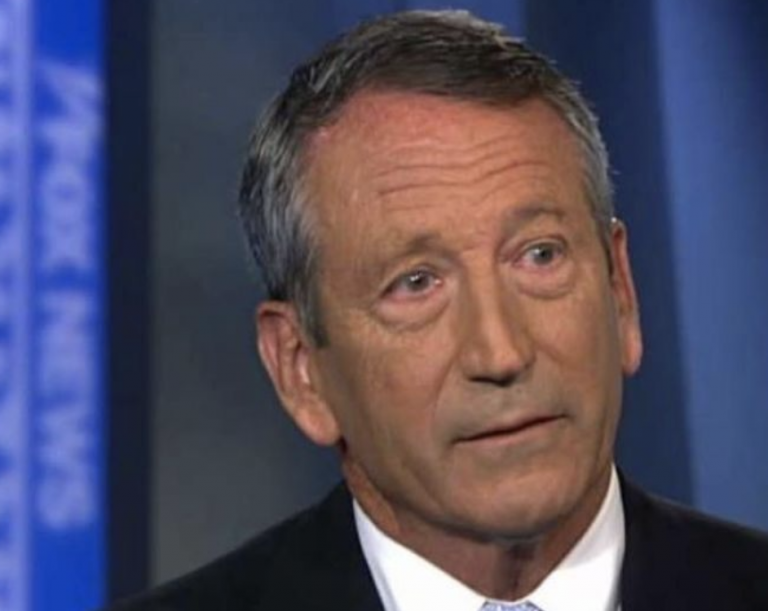 Mark Sanford Ends Bid To Challenge Trump In GOP Primary