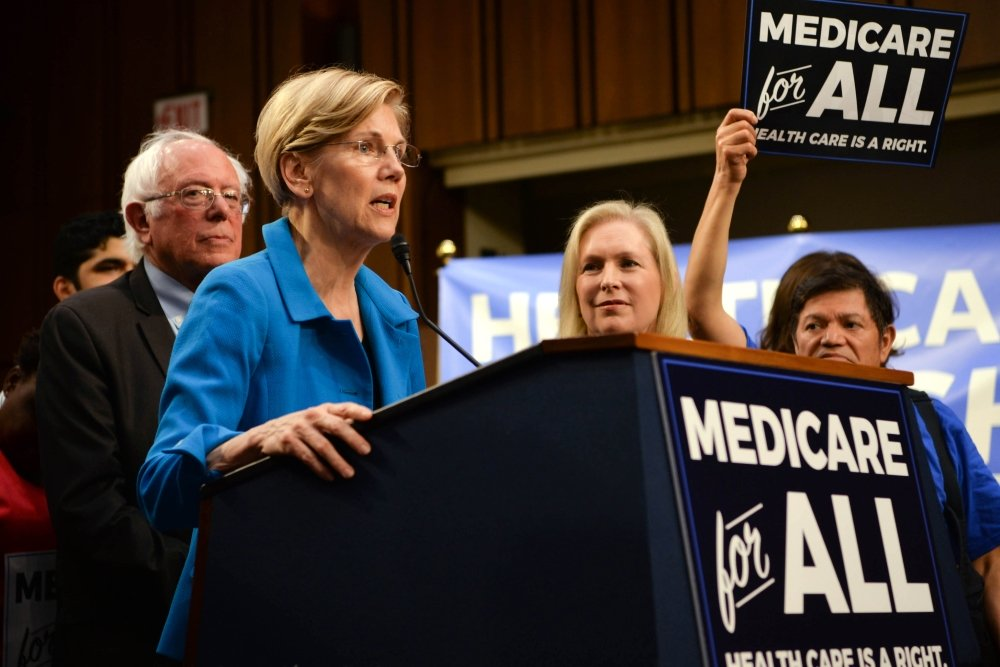 It's Not Just Republicans, Mainstream Senate Democrats Oppose 'Medicare For All'