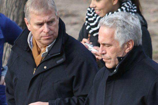 Demands Grow For FBI To Interview Prince Andrew Over Friendship With Jeffrey Epstein