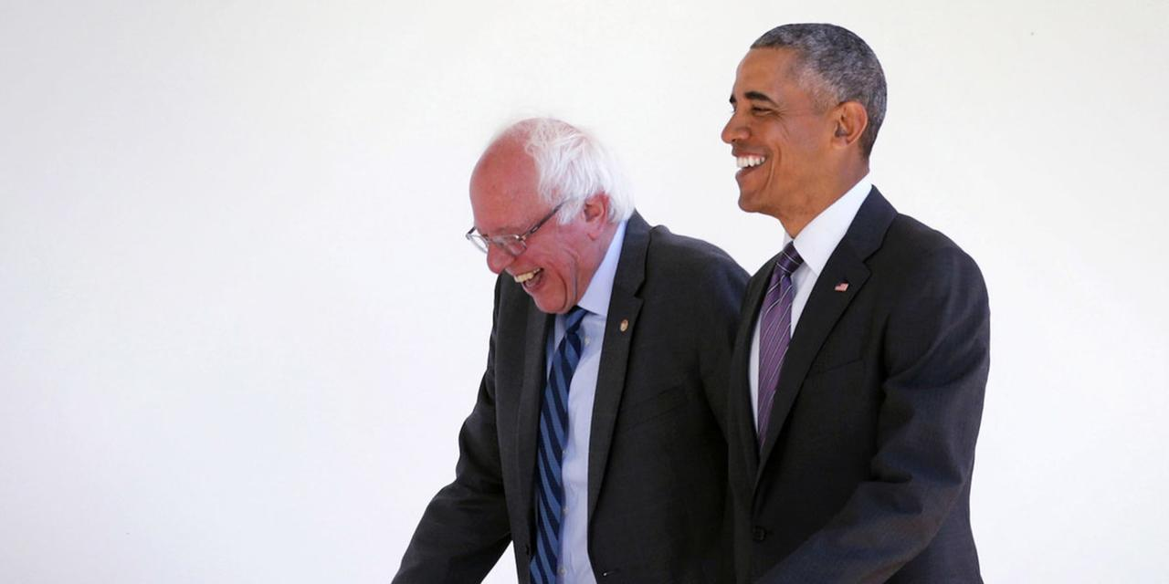 Obama Admits He Would Speak Up Only To Stop Bernie Sanders Nomination