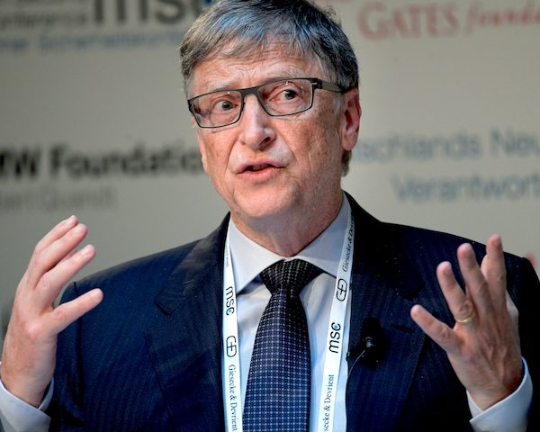 Bill Gates Says He Made a Mistake Meeting With Epstein