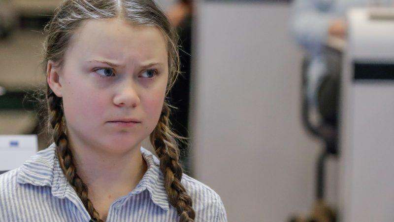 Greta Thunberg Begs For Help After Traveling Halfway Around The World 'The Wrong Way'