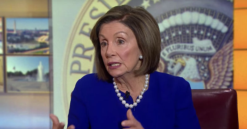 Pelosi Warns Far-Left 2020 Democrats They Risk Losing General Election
